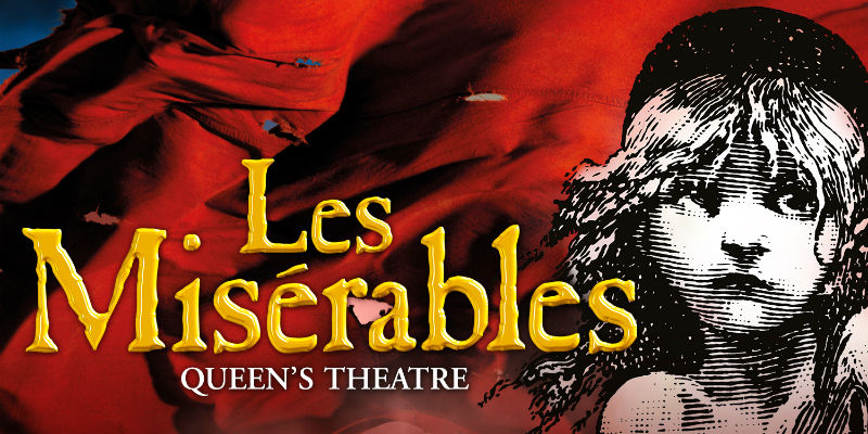 Les Miserables Theatre Tickets And Hotel Packages
