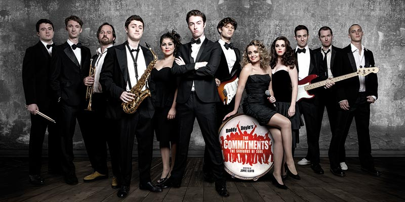 the commitments theatre tickets and hotel packages
