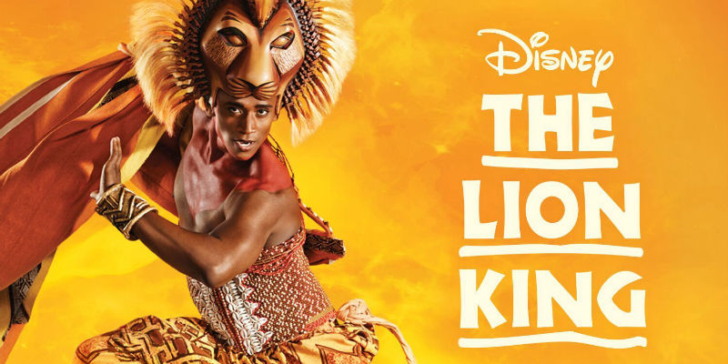 the lion king theatre tickets and hotel packages