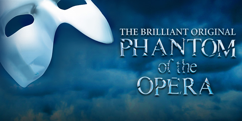 The Phantom Of The Opera Theatre Tickets And Hotel Packages