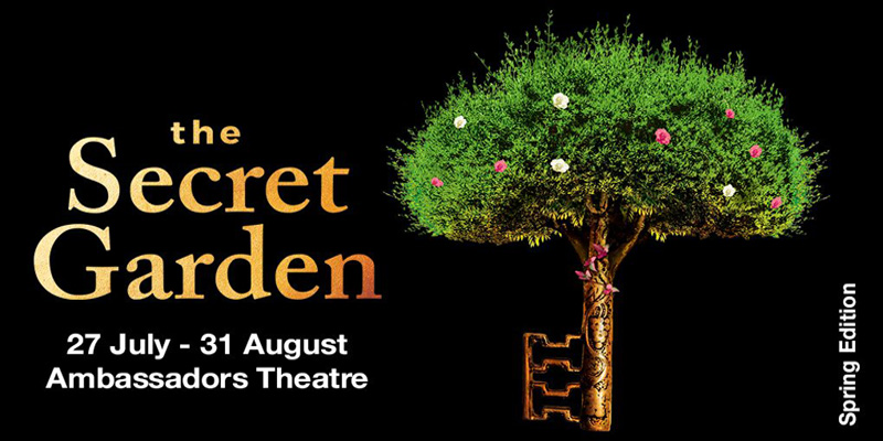 The Secret Garden Theatre Tickets And Hotel Packages