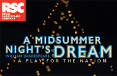 A Midsummer Night's Dream theatre breaks