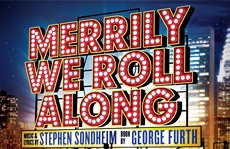 Merrily We Roll Along theatre breaks