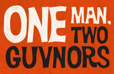 One Man, Two Guvnors theatre breaks