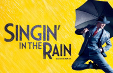 Singin' In The Rain theatre breaks