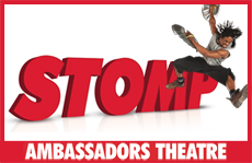 Stomp theatre breaks