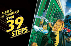 The 39 Steps theatre breaks