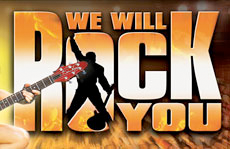 We Will Rock You theatre breaks
