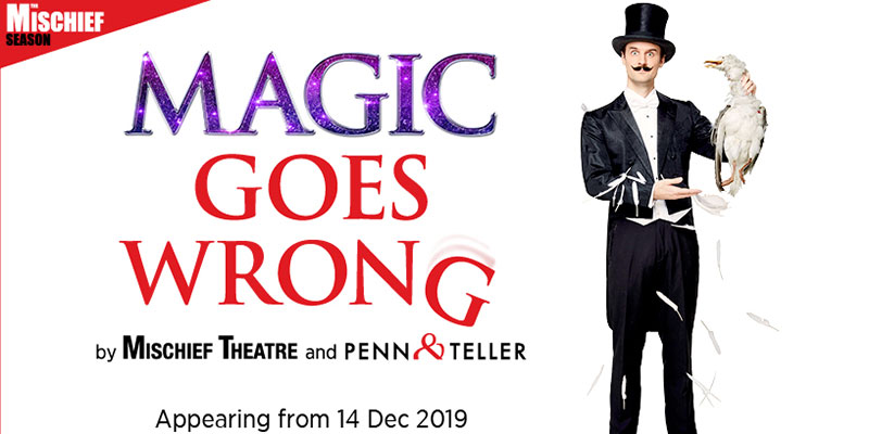 Image result for magic goes wrong