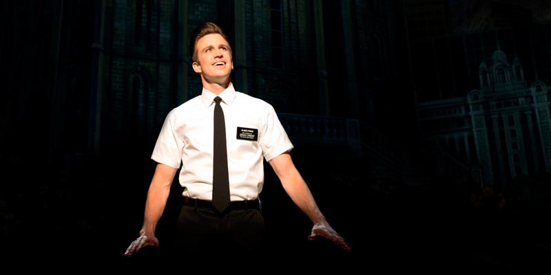 the book of mormon theatre tickets and hotel packages